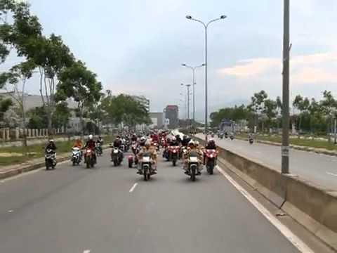 Đoàn Siêu Xe Car Passion tiến vào Đà Nẵng P4