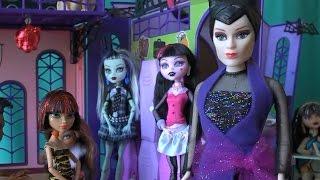 Сериал Monster High, Сезон 5, все серии подряд, Игрушки для девочек