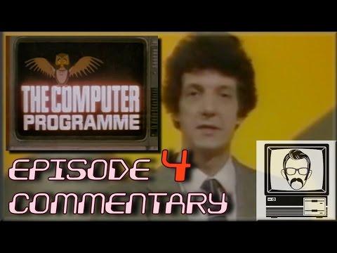 The Computer Programme Episode #4 - It's On the Computer | Nostalgia Nerd
