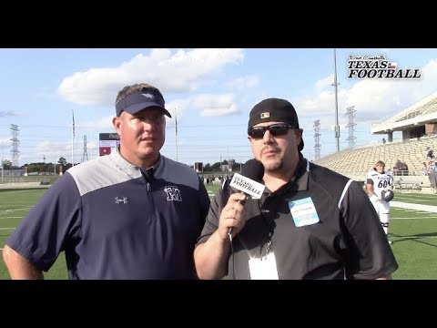 DCTF Interview: Tomball Memorial head coach Sam Parker