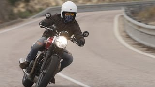 2016 Triumph Bonneville Street Twin Review