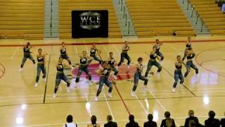 WCE Alhambra 2020 Chino Hills - Medium Female Hip Hop