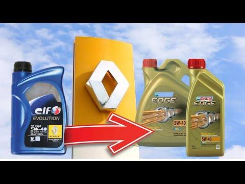 Renault сменили поставщика масла: вместо Elf с 2020 года заливают Castrol