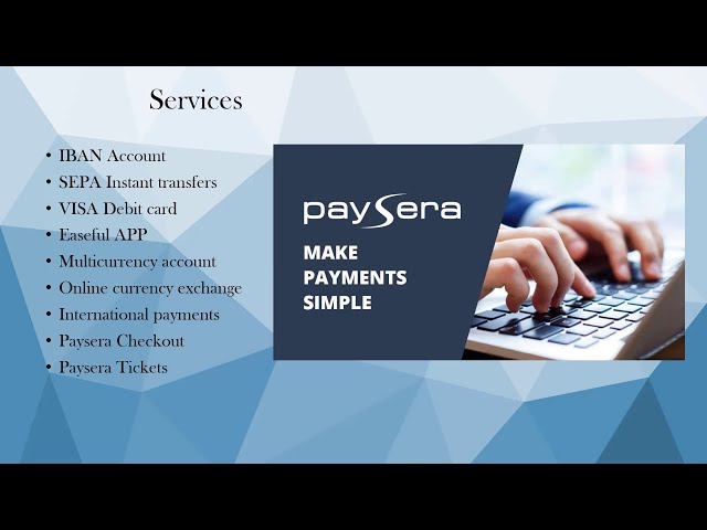 E-Residency webinar: Learn about fintech banking from Paysera