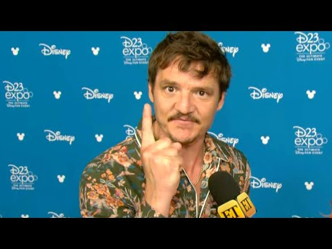 Pedro Pascal 'Died Inside Of Joy' When Cast In The Mandalorian (Exclusive)