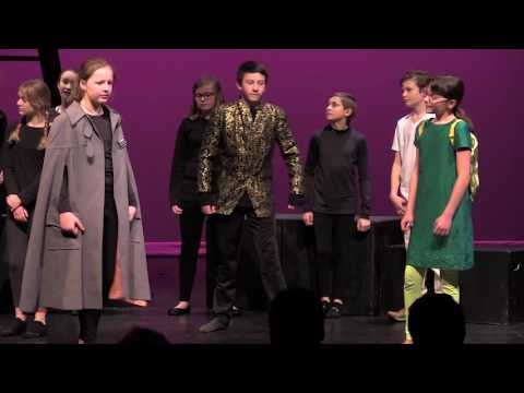 Grade 6 Presents 'Aesop's (Oh So Slightly) Updated Fables' - Shore Country Day School
