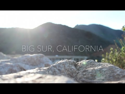 Big Sur Roadtrip Travel Diary