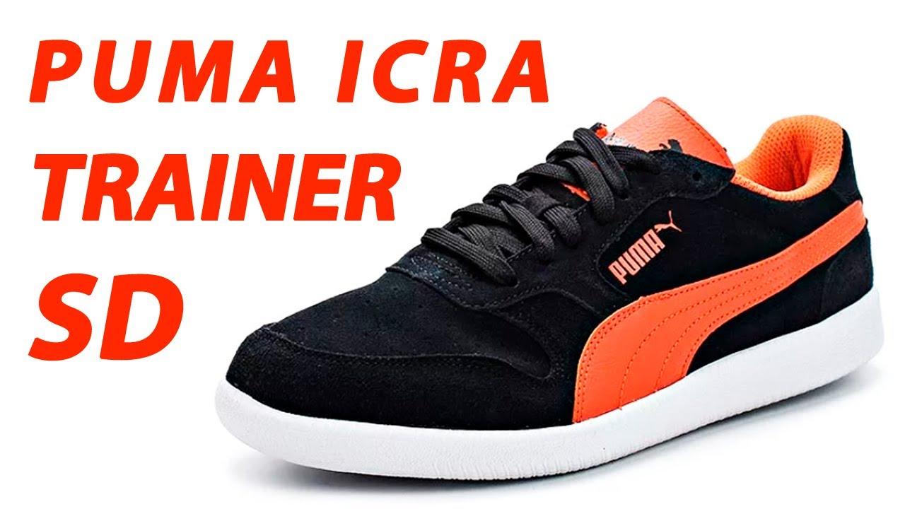 Обзор реплики кроссовок Puma by Rihanna creeper черные - YouTube