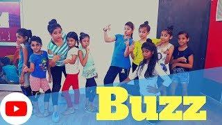 Astha Gill- Buzz Feat Badshah|Priyank Sharma|Dance Choreography|Dishu x Pooja