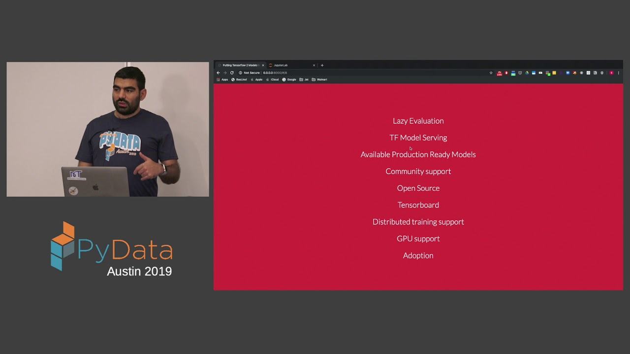 Image from Bugra Akyildiz: Putting Tensorflow Models into Production | PyData Austin 2019
