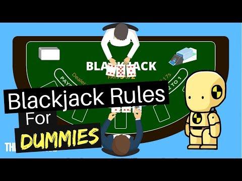Blackjack Rules For Dummies