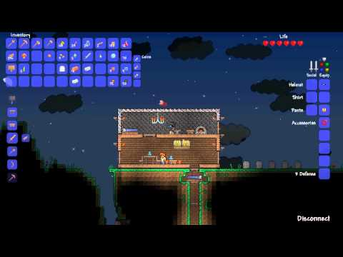 Terraria Multiplayer Part 4: Terminal, the King of the Sea