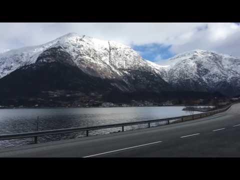 Norway, Bergen - March 2017