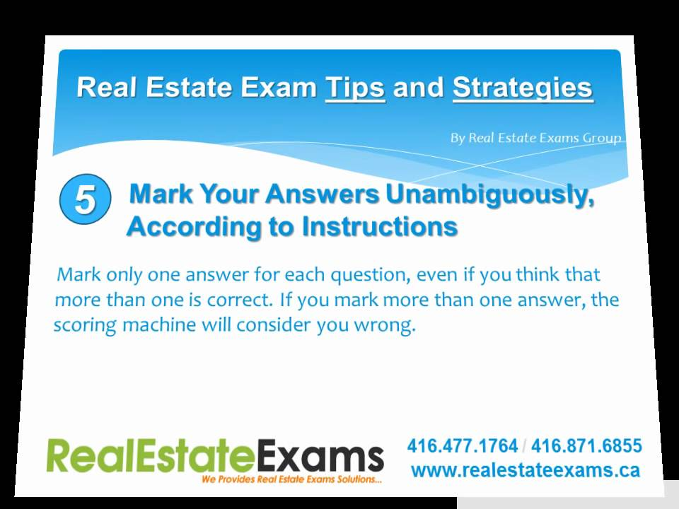 Videos - Real Estate Tutor Teacher Exam Courses Questions