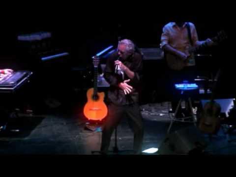 Pascal Auberson en concert à L'Alhambra-Paris les 12 et 13 novembre 2009