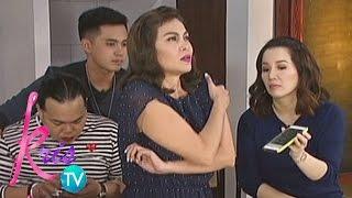 Kris TV: K sings