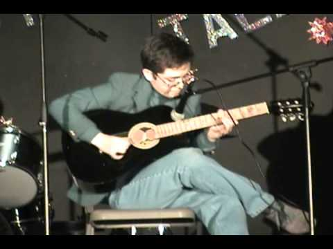 Cathedral Talent Show 2010 Tury G./Spanish Guitar Medley