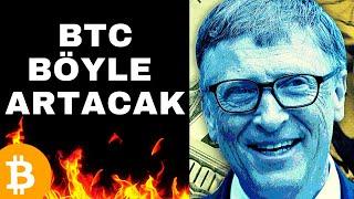 BITCOIN BÖYLE YÜKSELECEK! 🔥 10 Maddede Dünyanın En Zenginlerine Dikkat! BTC ve Altcoin'de Ne Olacak