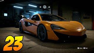 Need For Speed 2015 Gameplay - Part 23 - Buying Mclaren 570s (Let