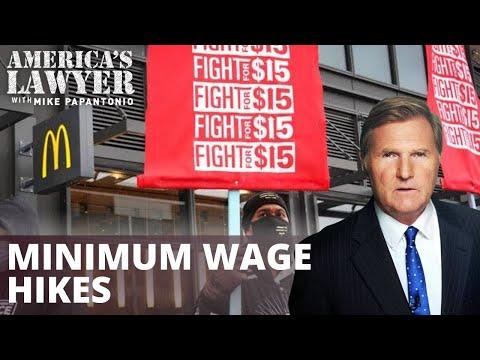 Fmr. Obama Officials Now Squashing Minimum Wage Hikes