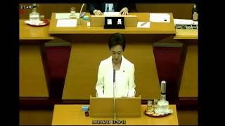 枚方市議会 令和元年6月定例月議会 奥野美佳議員