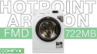 Hotpoint-Ariston FMD 722MB - стиральная машина с инверторным двигателем - Видеодемонстрация от Comfy(, 2015-02-12T12:14:14.000Z)