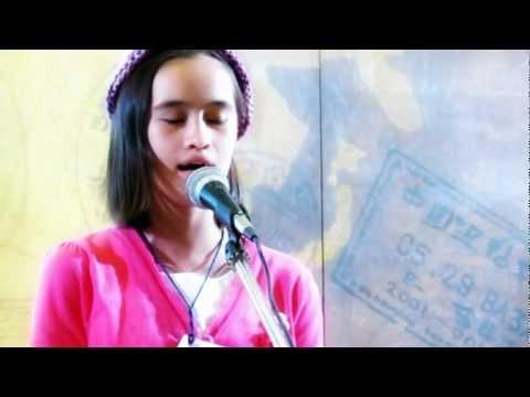 Carla Woodhead sings