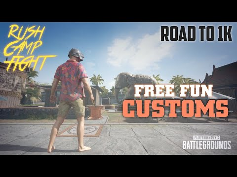 FIGHT FOR T2 SLOT | DEMON E-SPORTS | FREE FUN CUSTOM ROOMS WITH T3 AND T2 TEAMS | PUBG LIVE from YouTube · Duration:  2 hours 5 minutes 19 seconds