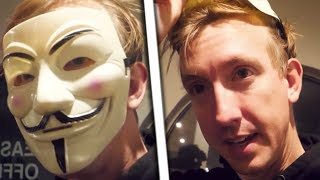 CHAD WILD CLAY IS THE GAME MASTER! CWC, Vy Qwaint, & Daniel/PZ1 Unmasking Project Zorgo!