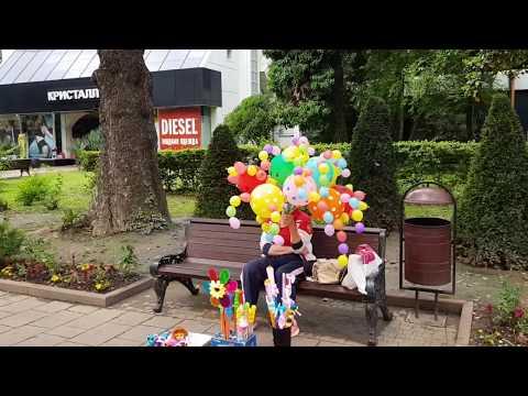 Оказывается 30 мая был День города Сочи! Кто знал? Зацветает магнолия на улице Навагинская. Май 2020