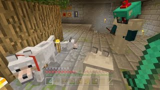 Minecraft Xbox - Quest To Kill The Ender Dragon - Butler Squid - Part 23