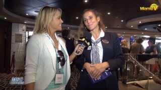 Miami TV  - Jenny Scordamaglia @ MSC Cruise Divina
