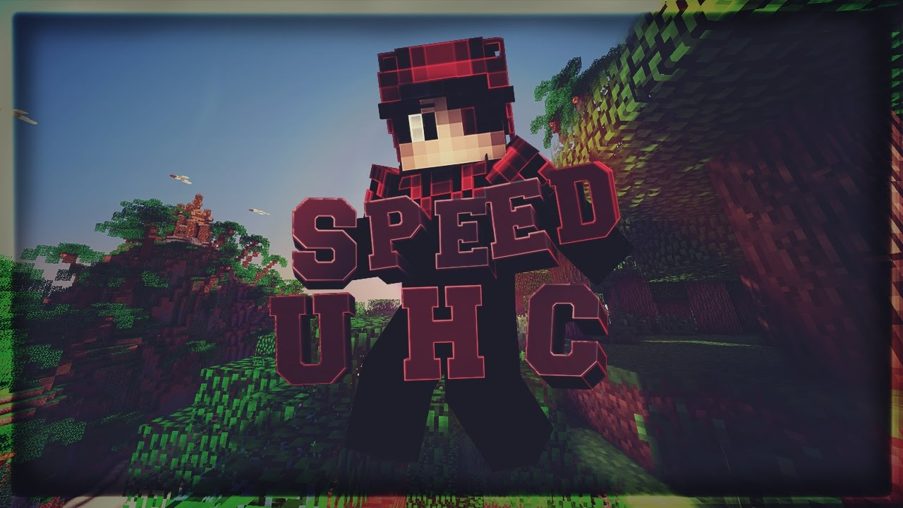 Nice Montage + Nice Render 720p60 V2 (Minecraft Speed UHC #003) w/ 『Nercan』 : Resource Packs