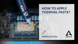 How to apply Theŗmal Paste