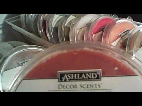 Ashland Decor Wax Melt Collection 1 Vanscott 73