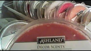 ASHLAND Decor Wax Melt Collection 1 - VanScott #73