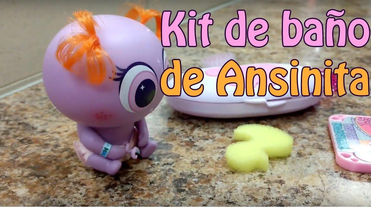Ksi Meritos - Kit de baño de Ansinita - YouTube