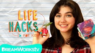Nail Polish Hacks | LIFE HACKS FOR KIDS