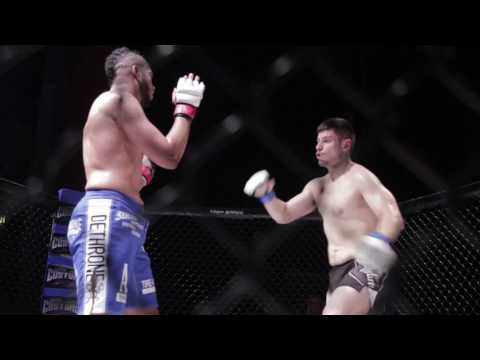 559 Fights #55 James Porter vs Alan Benson