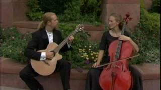 MusicalHeartStrings.com Cello/Classical Guitar Duo