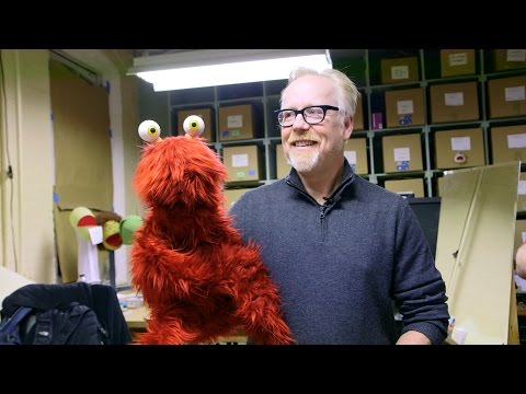 Download Youtube: Adam Savage's One Day Builds: Making a Puppet!
