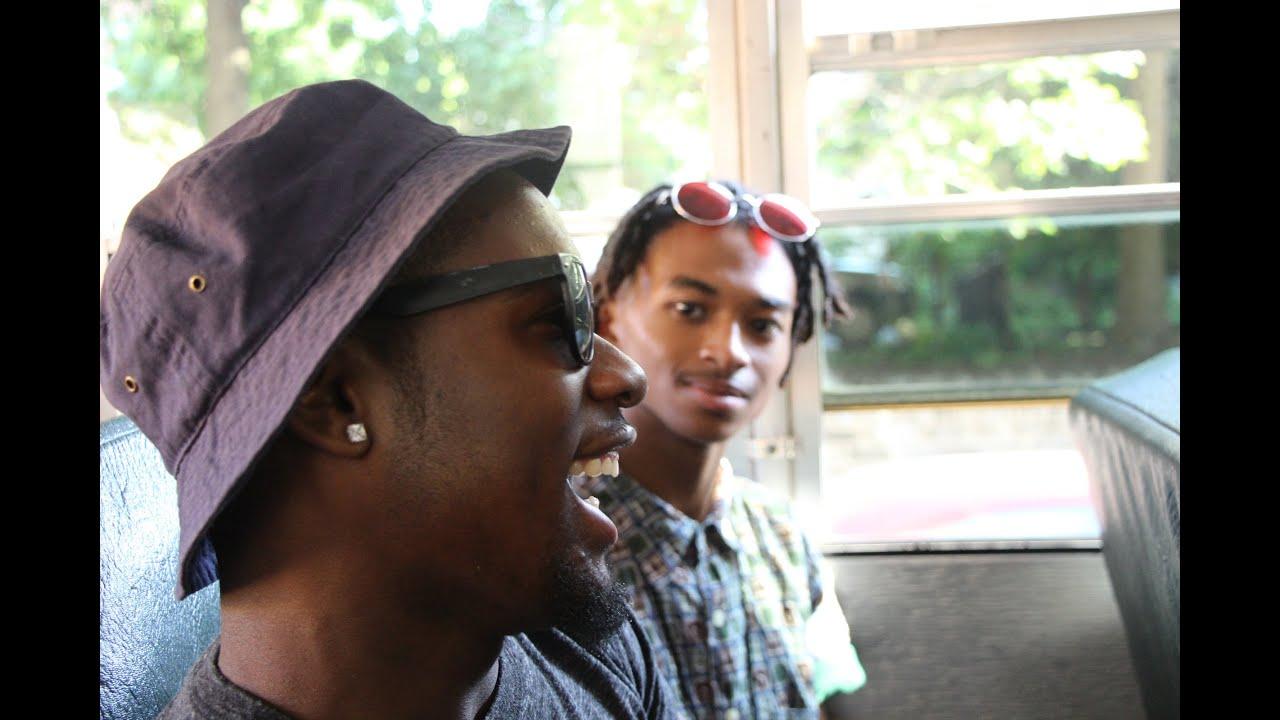 Columbusing - Malachi Byrd & Thomas Hill - BNV 2014