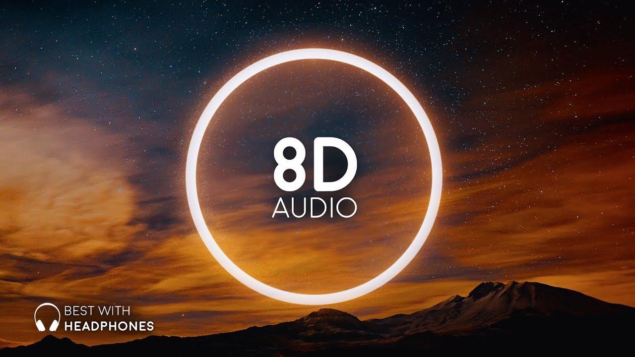 messaggio sull'audio 8D