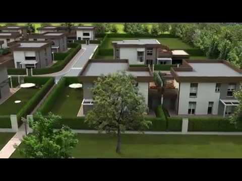 Video Animazione 3D   Residenza Torreverde   Novara