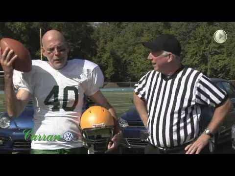 Curran VW Football spot
