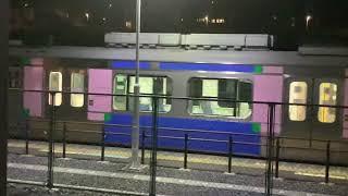 JR東日本 石巻線 HB-E210系 女川到着!