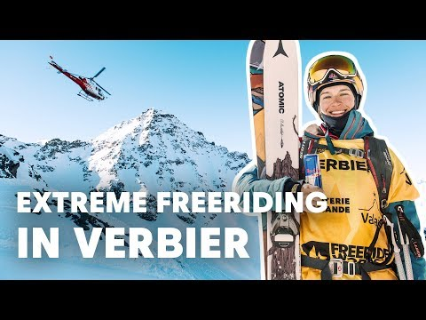 Facing One Of The World's Scariest Mountains   Freeride World Tour 2019