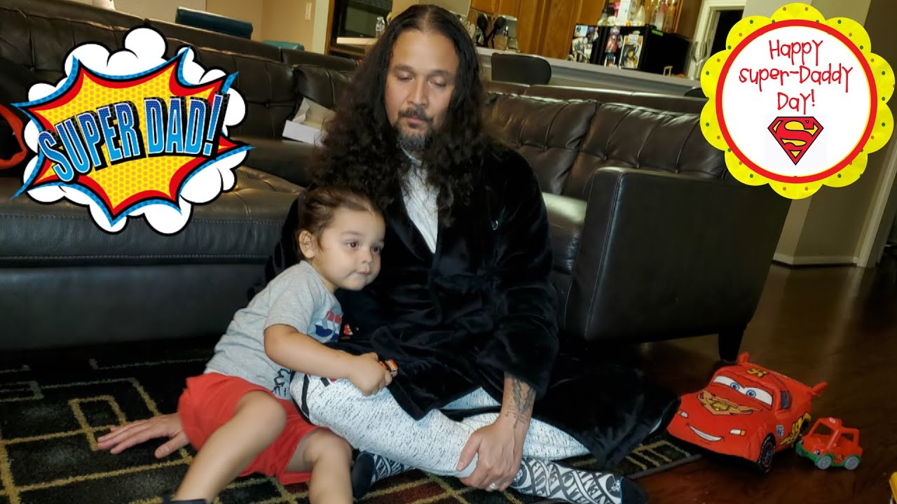 SUPER DADS!!! FATHER'S DAY SPECIAL WITH JCASS & BIZZY BONE THUGS N HARMONY!!!