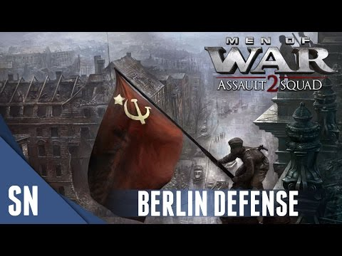 BERLIN DEFENSE - Men of War: Assault Squad 2 MOD