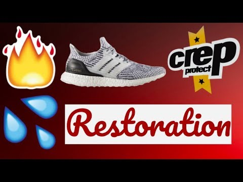 OREO ULTRA BOOST 3.0 FULL RESTORATION CLEANING **AMAZING RESULTS**